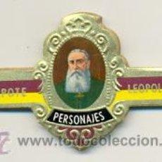 Vitolas de colección: 14-1648. VITOLAS CAPOTE. SERIE PERSONAJES. SERIE D. SIN PICO. Lote 47184295