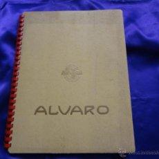 Vitolas de colección: ALBUM DE VITOLAS ALVARO SERIE PREMIO NOBEL DE LA PAZ. 63 VITOLAS. SERIE COMPLETA. Lote 48623348