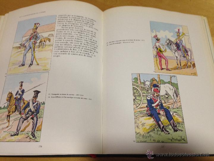 Vitolas de colección: 1977.- GUERRAS NAPOLEONICAS. IMPERIO FRANCÉS. Les Uniformes du Premier Empire. Cdt. E. L. Bucquoy, - Foto 2 - 54811229