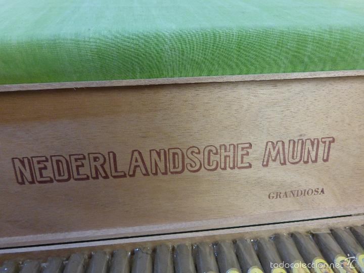 Vitolas de colección: ANTIGUA COLECCIÓN DE 25 PUROS nederlandsche munt grandiosa - PERSONAJES HISTÓRICOS INCLUIDO HITLER - Foto 15 - 56847696