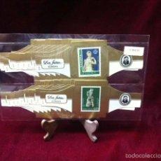 Vitolas de colección: VITOLAS DON JULIAN SELLOS EUROPA COMPLETA. Lote 56942210