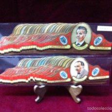 Vitolas de colección: VITOLAS ALVARO MUSICOS COMPLETA. Lote 56943527