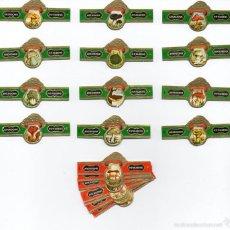 Vitolas de colección: VITOLAS. SERIE COMPLETA RUBENS - SETAS, 24 VITOLAS.. Lote 295683103