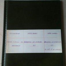 Vitolas de colección: LOTE DE VITOLAS ANTIGUAS. Lote 59713189