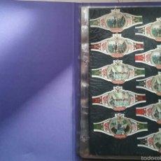 Vitolas de colección: LOTE DE VITOLAS AUTÉNTICAS, ANTIGUAS. Lote 60127605