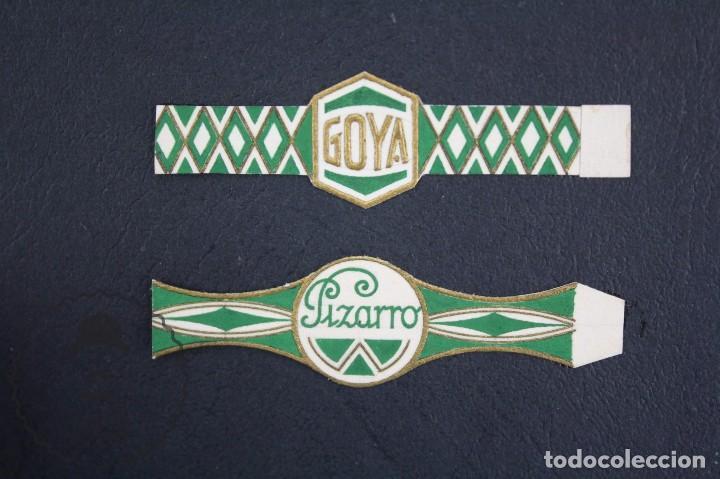 Vitolas de colección: Conjunto de 4 Acuarelas - Ilustraciones Originales para Vitolas y Habilitaciones de Tabaco - Foto 20 - 66686170
