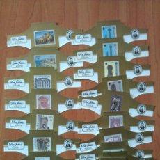 Vitolas de colección: 32 VITOLAS DON JULIAN SELLOS EUROPA - X. Lote 67441209