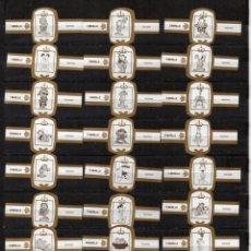 Vitolas de colección: VITOLAS. SERIE MURILLO - GARFIELD. 24 VITOLAS.. Lote 68557505
