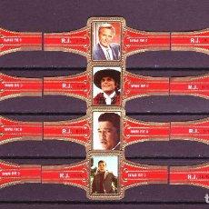 Vitolas de colección: ROKENDE JAN, HAWAI 5-0, 12 VITOLAS, SERIE COMPLETA.. Lote 69680097