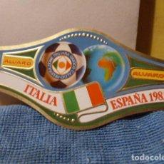 Vitolas de colección: VITOLA DEL MUNDIAL ESPAÑA 82-ITALIA -TAMAÑO GRANDE-. Lote 72863847