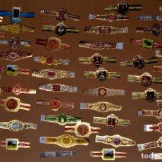Vitolas de colección: LOTE DE CINCUENTA (50) VITOLAS VARIADAS. Lote 73433635