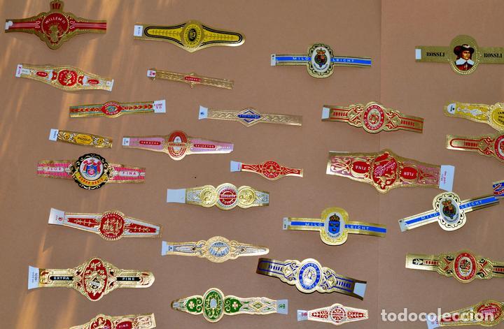 Vitolas de colección: LOTE DE SETENTA Y OCHO (78) VITOLAS - Foto 3 - 73790411
