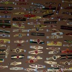 Vitolas de colección: LOTE DE CIEN (100) VITOLAS. Lote 74072683