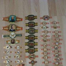 Vitolas de colección: LOTE 180 VITOLAS. Lote 75250015