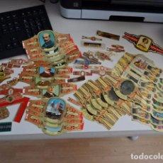 Vitolas de colección: SUPER LOTE DE VITOLAS. Lote 77873349