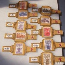 Vitolas de colección: LOTE 10 VITOLAS DON JULIAN V CENTENARIO. Lote 86869212