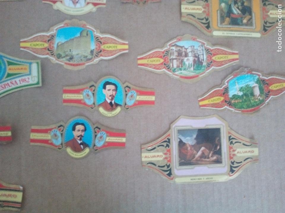 Vitolas de colección: LOTE DE 140 ANTIGUAS VITOLAS - Foto 2 - 89210708