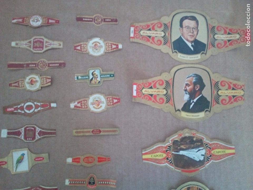 Vitolas de colección: LOTE DE 140 ANTIGUAS VITOLAS - Foto 4 - 89210708