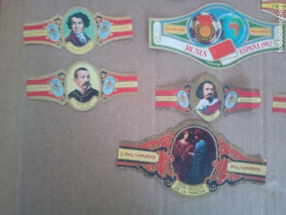 Vitolas de colección: LOTE DE 140 ANTIGUAS VITOLAS - Foto 5 - 89210708