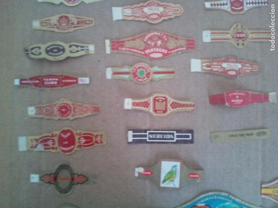 Vitolas de colección: LOTE DE 140 ANTIGUAS VITOLAS - Foto 6 - 89210708