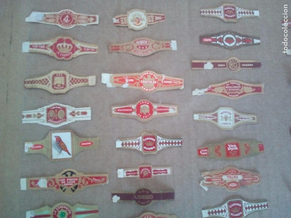 Vitolas de colección: LOTE DE 140 ANTIGUAS VITOLAS - Foto 7 - 89210708
