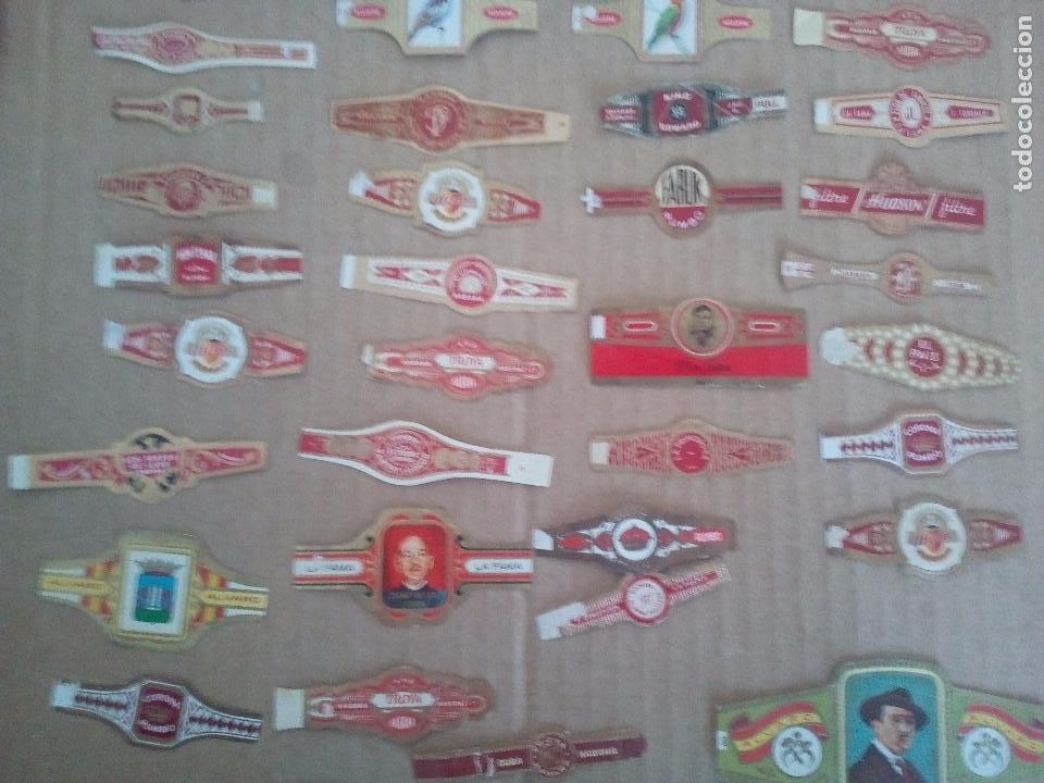 Vitolas de colección: LOTE DE 140 ANTIGUAS VITOLAS - Foto 9 - 89210708