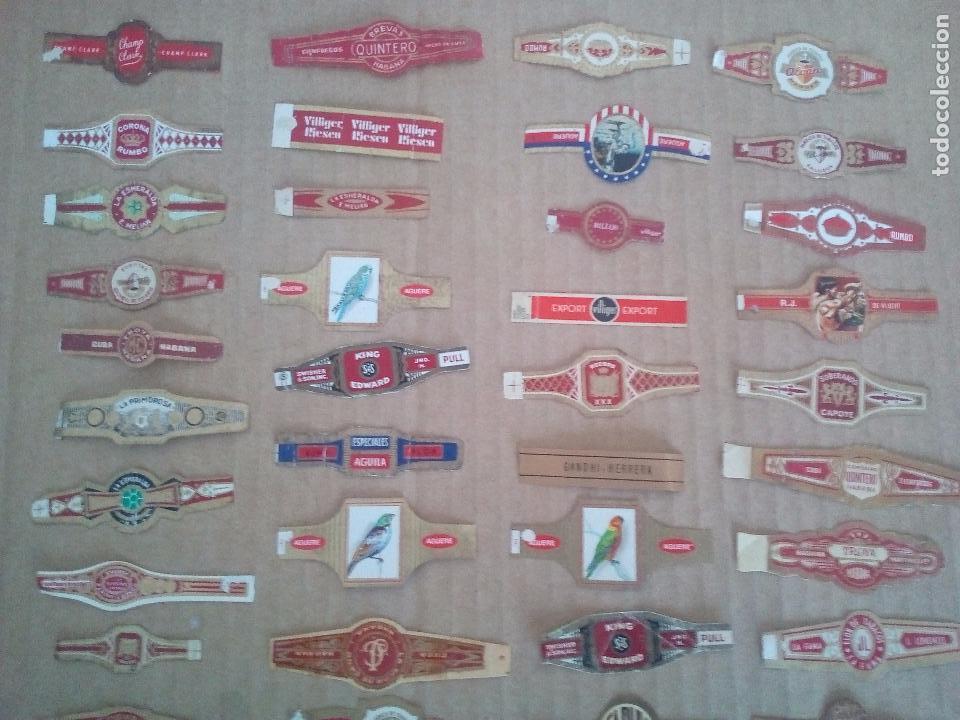 Vitolas de colección: LOTE DE 140 ANTIGUAS VITOLAS - Foto 10 - 89210708