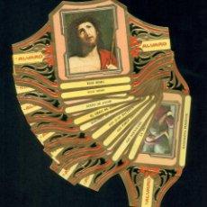 Vitolas de colección: SERIE CUADROS DE PINTORES ESPAÑOLES - RIBERA II (COMPLETA 12 VITOLAS) - MARCA CANARIA ALVARO. Lote 90433524