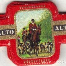 Vitolas de colección: ALTO LA CAZA 24 VITOLAS SERIE COMPLETA. Lote 95138331