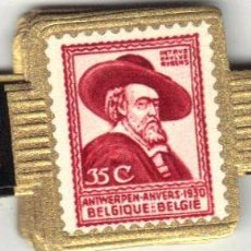 Vitolas de colección: TAF SERIE B SELLOS 24 VITOLAS COMPLETA. Lote 95139703