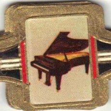 Vitolas de colección: TAF PIANOS 24 VITOLAS SERIE COMPLETA. Lote 96007335