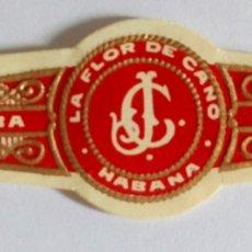 Vitolas de colección: VITOLA LA FLOR DE CANO. Lote 97495899