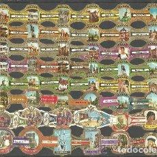 Vitolas de colección: LOTE DE 50 VITOLAS DIFERENTES (L4). Lote 97614443