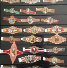 Vitolas de colección: LOTE 23 VITOLAS CLÁSICAS. Lote 98647175