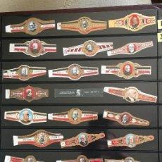 Vitolas de colección: LOTE 24 VITOLAS CLÁSICAS. Lote 98647959