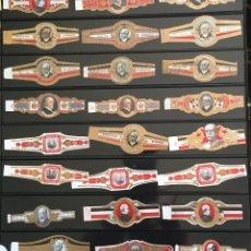Vitolas de colección: LOTE 24 VITOLAS CLÁSICAS. Lote 98648191