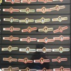 Vitolas de colección: LOTE 222 VITOLAS. Lote 98648523