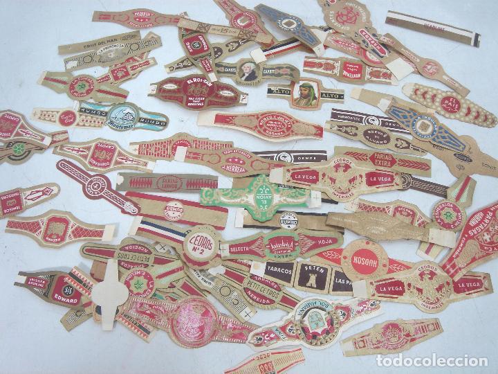 Vitolas de colección: LOTE 180 VITOLAS COLECCION - ALVARO CAPOTE LA FAMA RUMBO HERRERA ..ETC - VITOLA PUROS TABACO - Foto 3 - 100122671