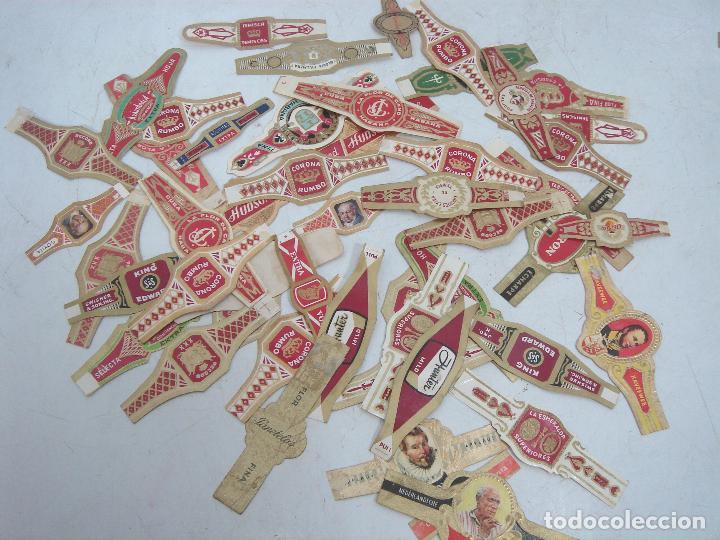 Vitolas de colección: LOTE 180 VITOLAS COLECCION - ALVARO CAPOTE LA FAMA RUMBO HERRERA ..ETC - VITOLA PUROS TABACO - Foto 5 - 100122671