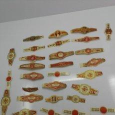 Vitolas de colección: LOTE DE VITOLAS 27. Lote 105939035