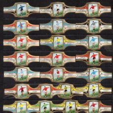 Vitolas de colección: VITOLAS. SERIE MURILLO - EQUIPOS DE FUTBOL, SERIE 2, 32 VITOLAS.. Lote 105984627
