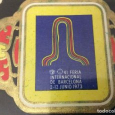 Vitolas de colección: 1973 VITOLA GRANDE BARCELNA. Lote 111734159