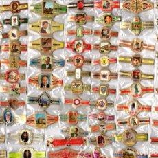 Vitolas de colección: BONITO LOTE COMPUESTO POR 71 SERIES DE VITOLAS TODAS DIFERENTES Y COMPLETAS. Lote 112165515