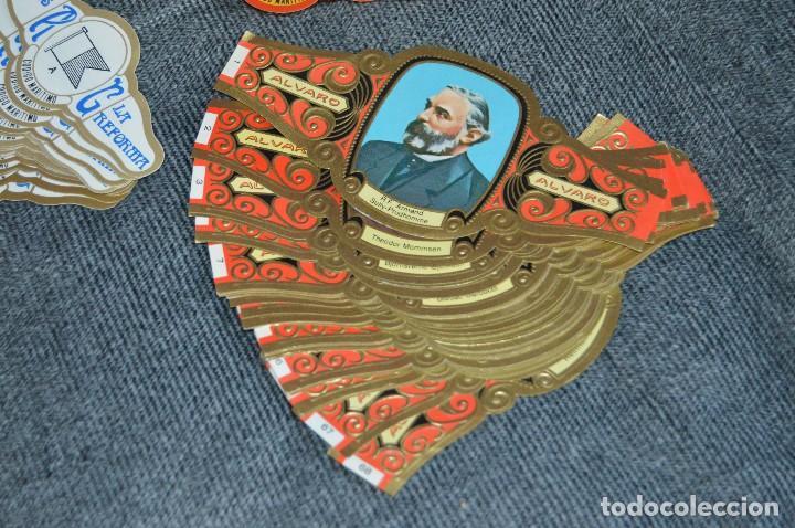 Vitolas de colección: LOTE DE 3 COLECCIONES COMPLETAS DE VITOLAS - MUY BUEN ESTADO - VARIADAS - LOTE Nº 1 - HAZ OFERTA - Foto 2 - 112608967