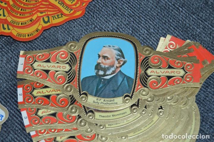 Vitolas de colección: LOTE DE 3 COLECCIONES COMPLETAS DE VITOLAS - MUY BUEN ESTADO - VARIADAS - LOTE Nº 1 - HAZ OFERTA - Foto 3 - 112608967
