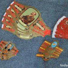 Vitolas de colección: LOTE DE 4 COLECCIONES COMPLETAS DE VITOLAS - MUY BUEN ESTADO - VARIADAS - LOTE Nº 3 - HAZ OFERTA. Lote 112610247