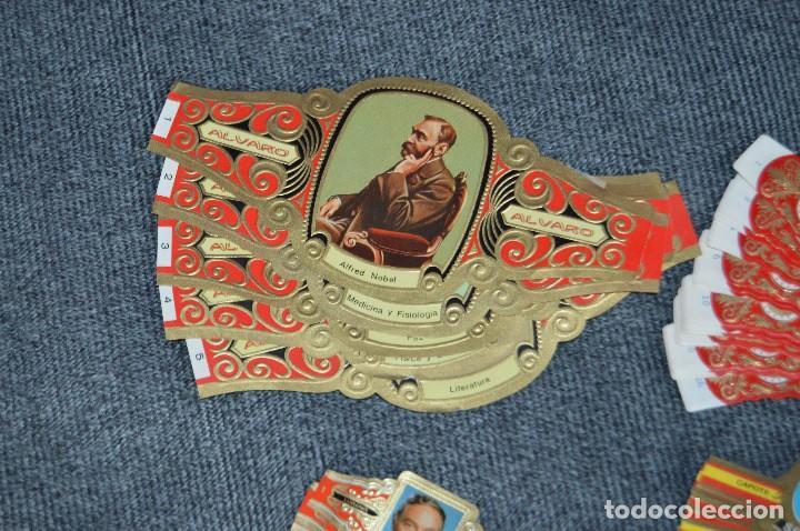 Vitolas de colección: LOTE DE 4 COLECCIONES COMPLETAS DE VITOLAS - MUY BUEN ESTADO - VARIADAS - LOTE Nº 3 - HAZ OFERTA - Foto 2 - 112610247