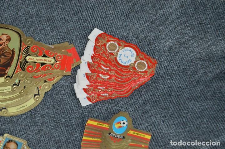 Vitolas de colección: LOTE DE 4 COLECCIONES COMPLETAS DE VITOLAS - MUY BUEN ESTADO - VARIADAS - LOTE Nº 3 - HAZ OFERTA - Foto 5 - 112610247