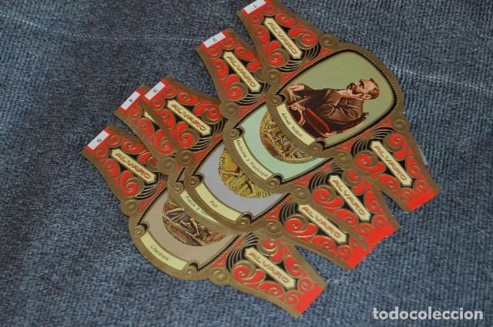 Vitolas de colección: LOTE DE 4 COLECCIONES COMPLETAS DE VITOLAS - MUY BUEN ESTADO - VARIADAS - LOTE Nº 3 - HAZ OFERTA - Foto 6 - 112610247