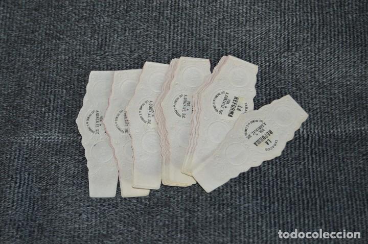 Vitolas de colección: LOTE DE 4 COLECCIONES COMPLETAS DE VITOLAS - MUY BUEN ESTADO - VARIADAS - LOTE Nº 3 - HAZ OFERTA - Foto 14 - 112610247